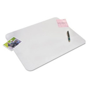 Artistic 6060MS KrystalView Desk Pad with Anti Bacteria & amp;#44; 36 x 20 & amp;#44; Clear
