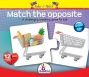 BooKid 72901058890119 Make a Match Puzzles Match the Opposite