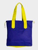 Peerless DCB001-Yellow The Newbury Tote Bag Yellow