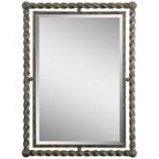 Uttermost Garrick Mirror 2 x 60cm x 90cm , Rust