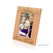 Kate Posh - Sisters and Best Friends Picture Frame