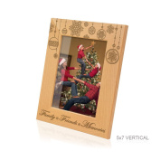 Kate Posh - Family, Friends and Memories Christmas Picture Frame