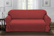 Madison Lucerne Sofa Slipcover, Paprika