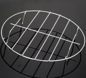3pcs/lot Kitchen Stainless Steel Round Frame Dish Rack Heat Insulation Pad Steaming Rack