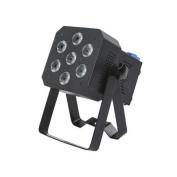 Super-Bright, 12-watt x 7 LED PAR Stage Light