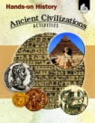 Shell Education Hands On History Book Ancient Civilizations