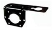 Pollak 11627 Tow Wiring Coated Connector Bracket Black