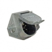 Pollak 11720 Tow Wiring 7-Way Connector Socket