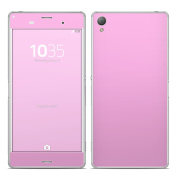 DecalGirl SXZ3-SS-PNK Sony Xperia Z3 Skin - Solid State Pink