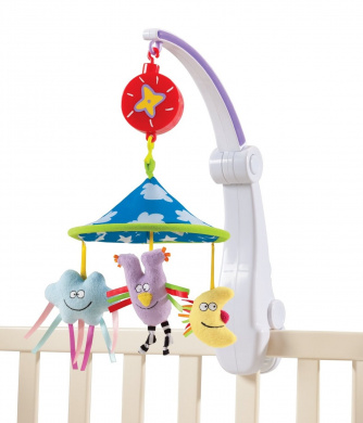 Taf Toys - 11545 - On awakening toy - Mobile Travel