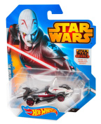 Figure - Hot Wheels - Star Wars - The Inquisitor