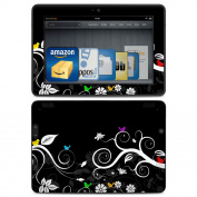 DecalGirl AKX7-TWEET-DK Amazon Kindle HDX Skin - Tweet Dark