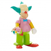 The Simpsons Action Figure with Sound - Krusty the Clown