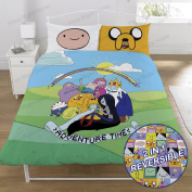 Adventure Time Group Double/US Full Duvet Cover