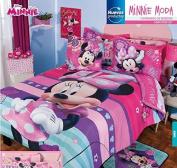 Minnie Moda Comforter Set Twin Size