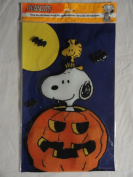 Snoopy and Woodstock Halloween 3d Window Clings