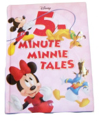 Disney Padded Educational Storybook Collection ~ 5 Minute Minnie-Tales