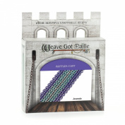Weave Got Maille Ruffles Chain Maille Bracelet Kit, Jeannie