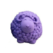 Moldiy 3D Cute Curly Sheep Silicone Soap Art Craft Mould for Soap Making Trays and DIY Crafting