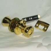 United States Hardware D-601B Int Door Passage Lock