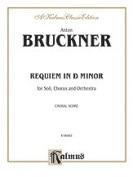 Alfred 00-K06085 BRUCKNER REQUIEM D MINOR V