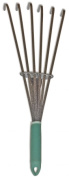 Lewis Lifetime Tools WHR-6 Whisk Rake