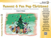 Alfred 00-38595 Famous & Fun Pop Cmas 1 Book