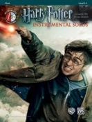 Alfred 00-39211 HARRY POTTER INST SOL-FL-BK & MP3CD