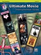 Alfred 00-40114 ULTIMATE MOVIE INST SOL-TX-BK & CD