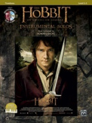 Alfred 00-40985 HOBBIT UNEXPECTED INST SOL-TB-BK & CD