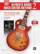 Alfred 00-42286 ALFREDS BASIC ROCK GTR 2-BK & CD