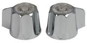 Larsen Supply 01-6021 Small Hot & Cold Handles