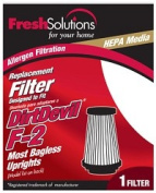 Elco Laboratories Inc 70456 Dirt Devil F2 - Short Pleat - Pack of 2