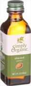 Simply Organic Almond Extract Organic - 60ml