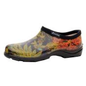 Principle Plastics PPL5102BK10 Sloggers 5102BK10 Womens Garden Shoe Midsummer Size 10 Black
