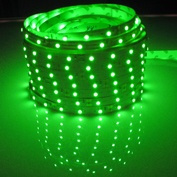 LED2020 LD-SP-G Plug-N-Play Indoor Green LED Flexible Light Strip
