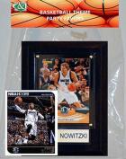 Candlcollectables 46LBMAVRICKS NBA Dallas Mavericks Party Favour With 4 x 6 Plaque