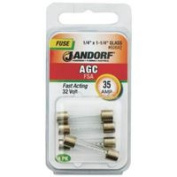 Jandorf Specialty Hardw Fuse Agc 35A Fast Acting 60642