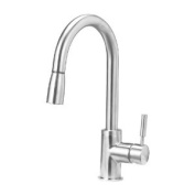 Blanco 441647 Sonoma Kitchen Faucet with Pull Down Spray - Stainless Steel