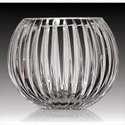 Majestic Gifts JO-120-8-N Joy 20cm . Crystal Rose Bowl