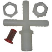 Valley Industries 34-140027-CSK Cross Nozzle Body Kit