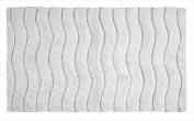 Better Trends BAIN2745WH Indulgence Bathrug White - 70cm x 110cm .
