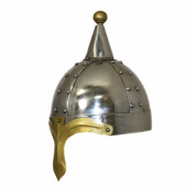EcWorld Enterprises 8880653 Antique Replica 12Th Century Crusades Generals Armour Helmet