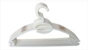 Home Basics PH01281 Plastic Hanger White & amp;#44;