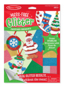Mess Free Glitter - Christmas Ornaments
