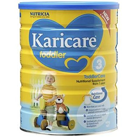 Karicare Standard 3 Toddler From 12 Months 900g by Karicare