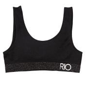 Rio Girls' Seamfree Crop Top
