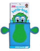 KidKusion Bottle-Bud Koozie, Green Monkey