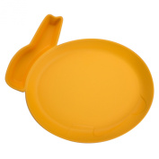 JJ Rabbit Dipplate, Orange Peel