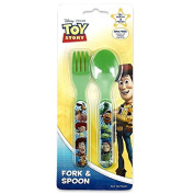 Toy Story Fork & Spoon Set